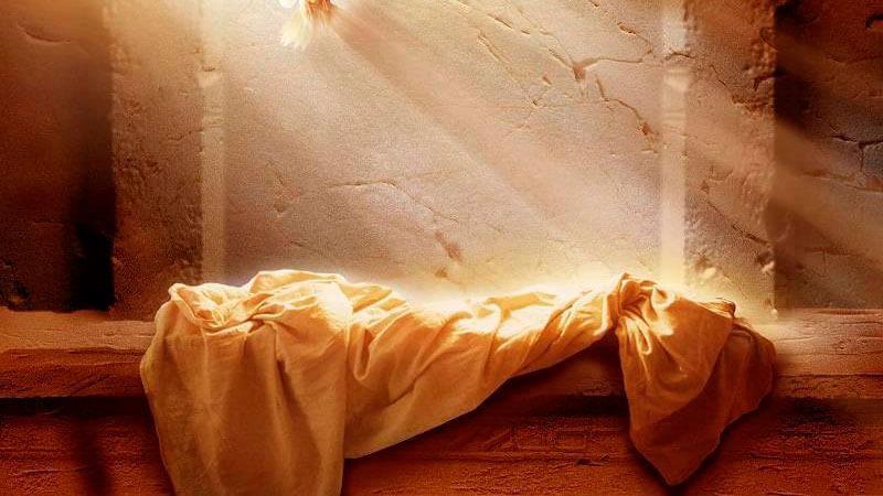 tumba onde jesus foi enterrado vazia